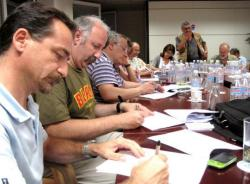 Signatura de l'acord