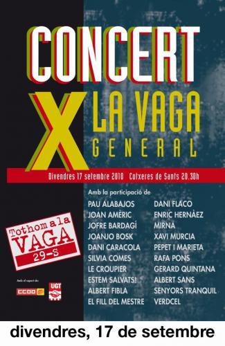 concertvagageneral