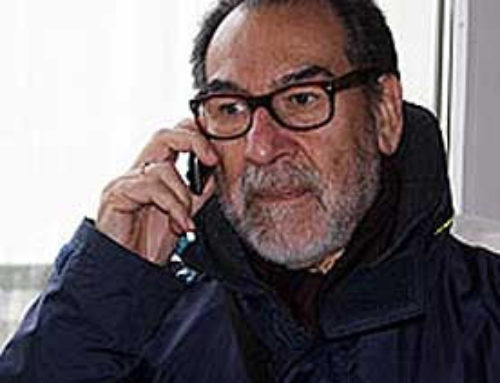 """Dardo Gómez: """"Els periodistes són invisibles, el 28% ha anat al carrer. En una altra professió seria una portada immensa"""""""