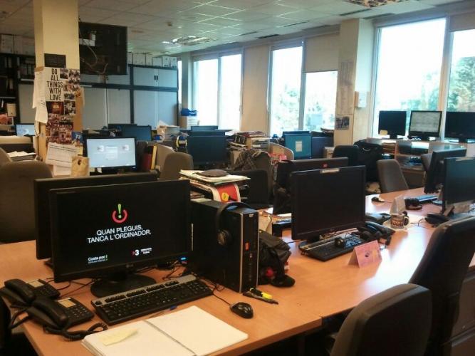 Vaga_TV3_Redaccio_Esports_19-11-2014
