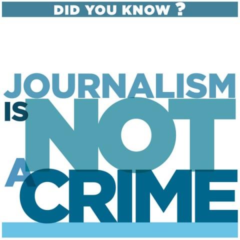 El periodisme no és un crim