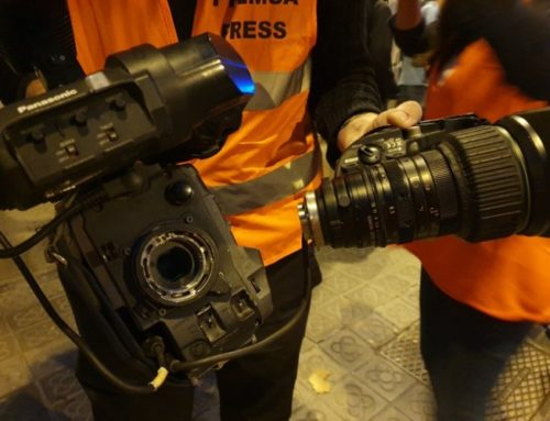 Últimos datos actualizados: 38 profesionales de la información agredidos esta semana en Catalunya