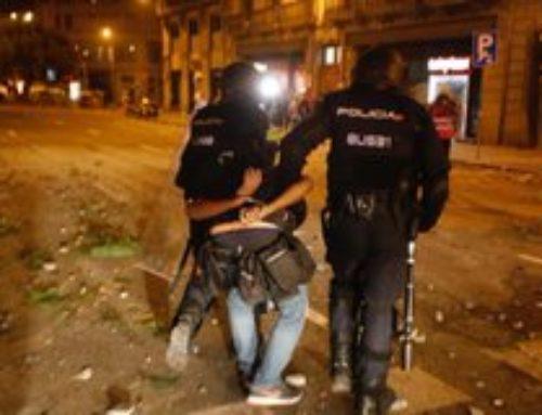 El balance de periodistas agredidos en Cataluña en la última semana es de 66