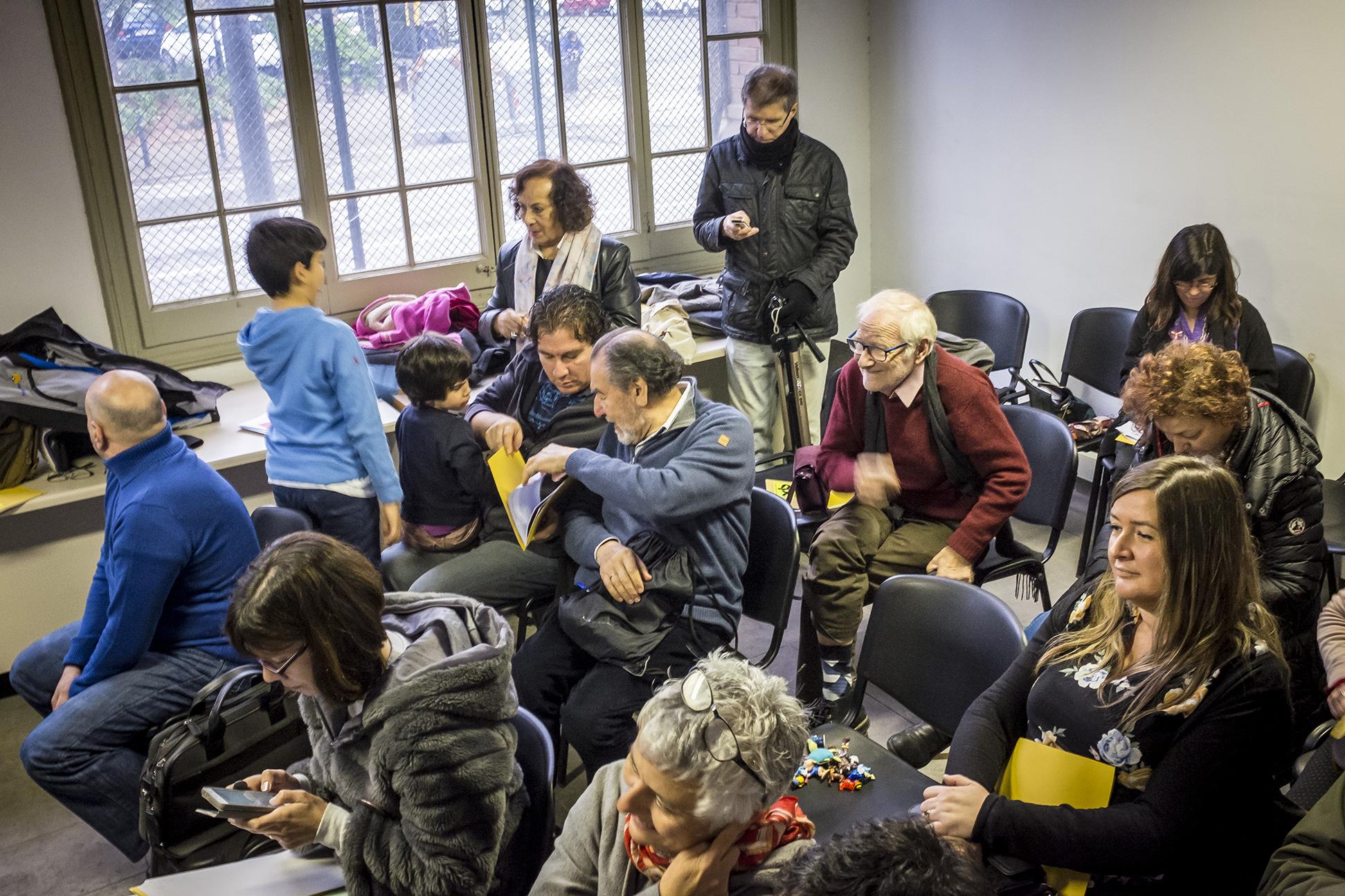 VIII Congrés SPC 2018 - Assistència - Foto: Joan Puig - Sindicat de Periodistes de Catalunya - Sindicat de Professionals de la Comunicació