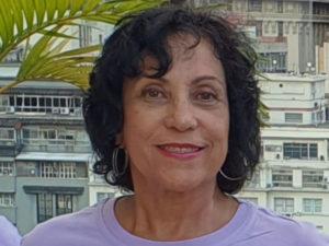Beth Costa, secretària general de la FENAJ (Brasil), una de les persones entrevistades