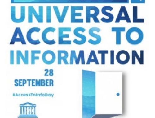 Declaració pel Dret d'Accés Universal a la Informació